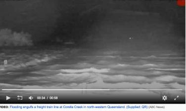 Nightvision/CCTV Flood Image